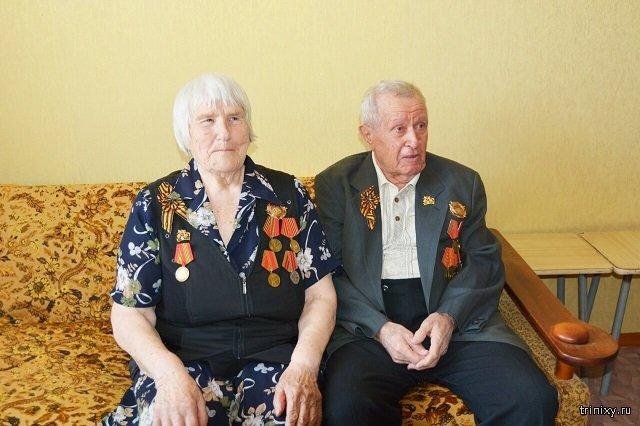 Виталий Жиляев, ветеран Великой Отечественной войны, 90 лет