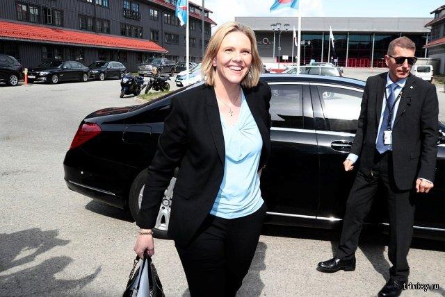 Новый министр здравоохранения Норвегии удивила всех своими высказываниями (2 фото)