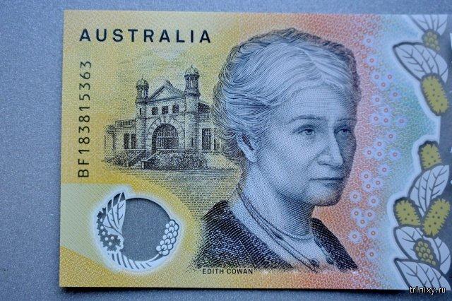 Банк Австралии запустил в оборот 46 миллионов купюр с опечаткой (4 фото)
