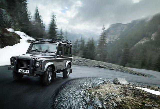 Top Gear назвала 5 самых лучших автомобилей в истории (5 фото)