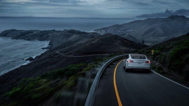 Илон Маск не подвел. Автопилот Tesla засек на ночной дороге кролика, и вовремя затормозил