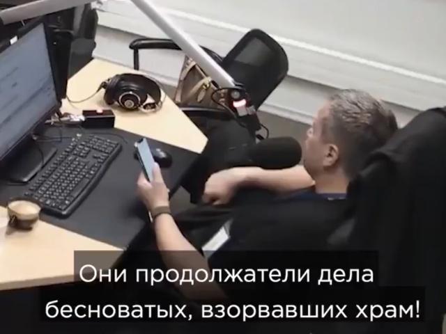 """Владимир Соловьев назвал активистов из Екатеринбурга """"наследниками бесноватых"""""""