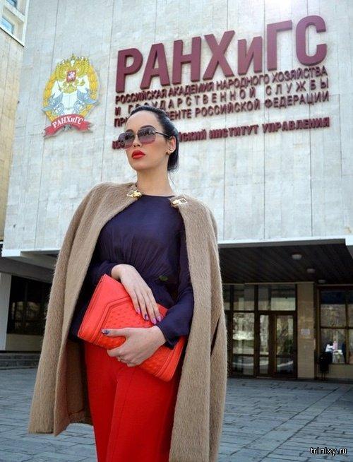 26-летняя любительница дорого отдыха Екатерина Герасимова стала новой начальницей антикоррупционного отдела мэрии Ростова (6 фото)