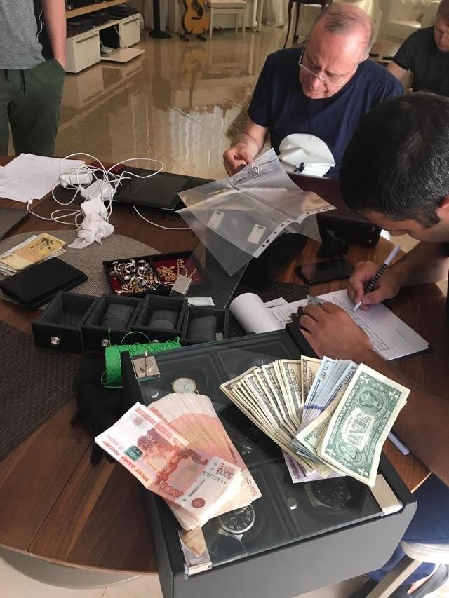 Задержали замгубернатора Ростовской области Сергея Сидаша (10 фото)