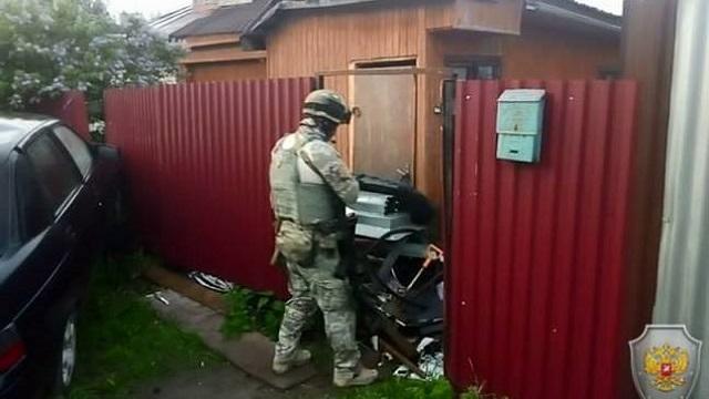 Под Владимиром была проведена контртеррористическая операция