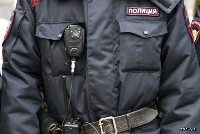 В России представили компактные камеры для распознавания лиц для полицейских