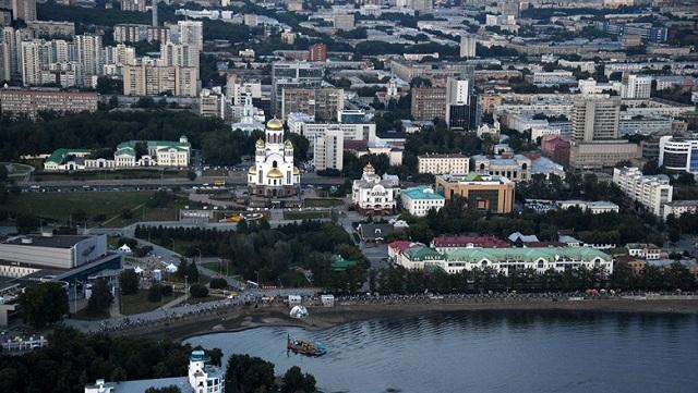 ВЦИОМ опубликовал результаты опроса екатеринбуржцев о строительстве храма