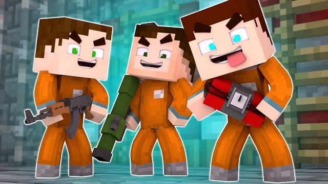 Названа причина гиперактивности у детей в России - Minecraft