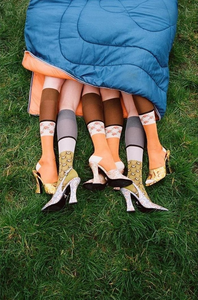 """Братиславский фотограф доказал, что и в деревне может быть настоящий """"fashion"""" (25 фото)"""