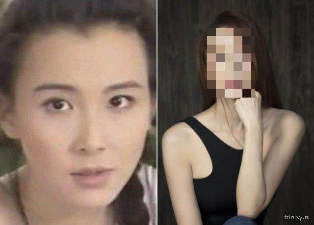 Тайваньская актриса Стефани Сяо разгадала секрет вечной юности (11 фото)