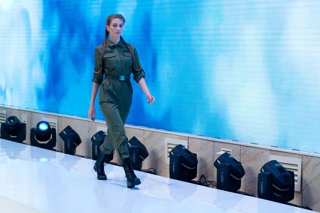Армия России и Black Star представили совместную коллекцию одежды (12 фото + видео)