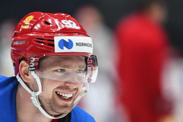 Хоккеиста сборной России Евгения Кузнецова застукали с белым порошком
