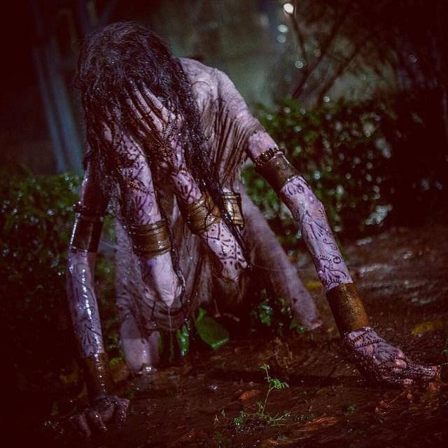 Самый страшный актер из фильмов ужасов на съемочной площадке и в жизни (20 фото)