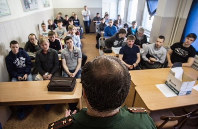 В России увеличат штрафы за неявку в военкомат