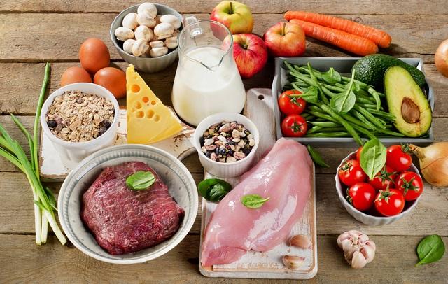 Большая часть жителей России придерживается диеты
