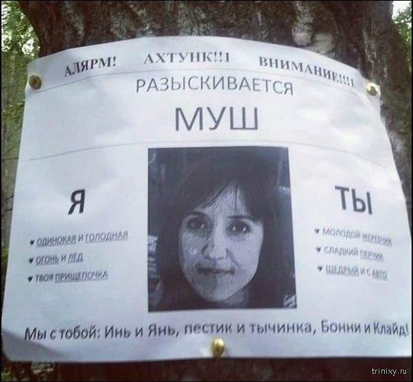 Народный юмор и креатив (27 фото)