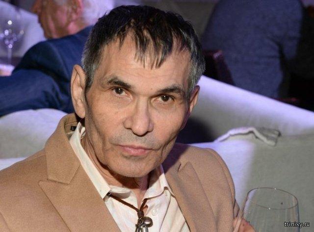 Бари Алибасова госпитализировали после того, как он выпил стакан очистителя для труб