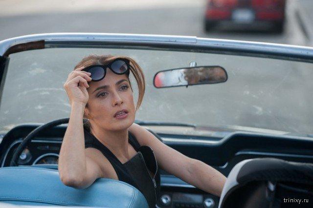Как с годами менялась Сальма Хайек за свою кинокарьеру (24 фото)