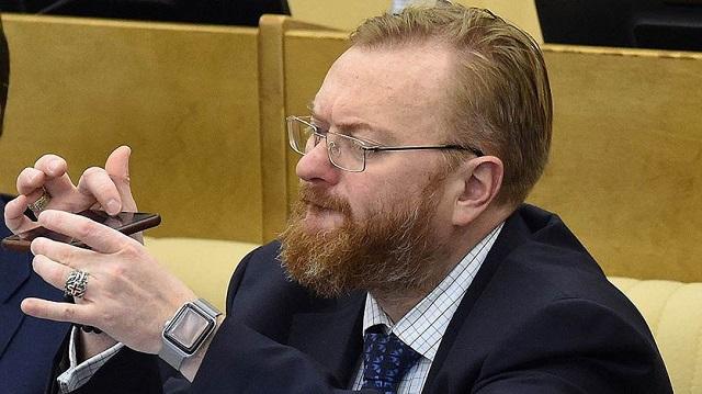 Милонов плохого не посоветует, часть 4. Надо запретить туристические поездки в Чернобыль