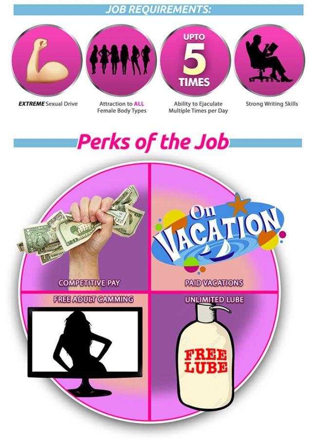Работа мечты? Компания ищет порнокритика с годовой зарплатой в 69 000 долларов