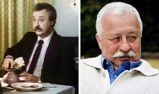 Фотографии отечественных актеров, которых мало кто помнит юными (17 фото)