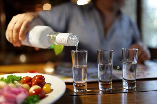 Статистика: россияне потеряли интерес к водке