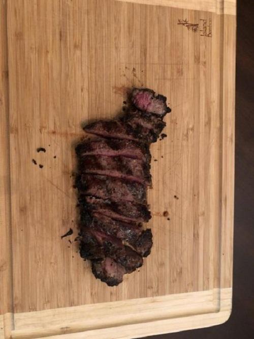 Если так жарить мясо, можно попасть в ад
