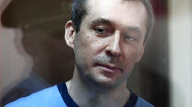 Дмитрия Захарченко приговорили к 13 годам заключения и штрафу в 118 млн рублей