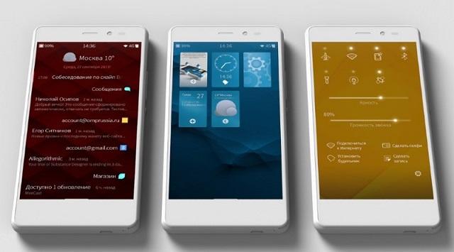 """Huawei может перейти с Android  на российскую операционку """"Аврора"""""""