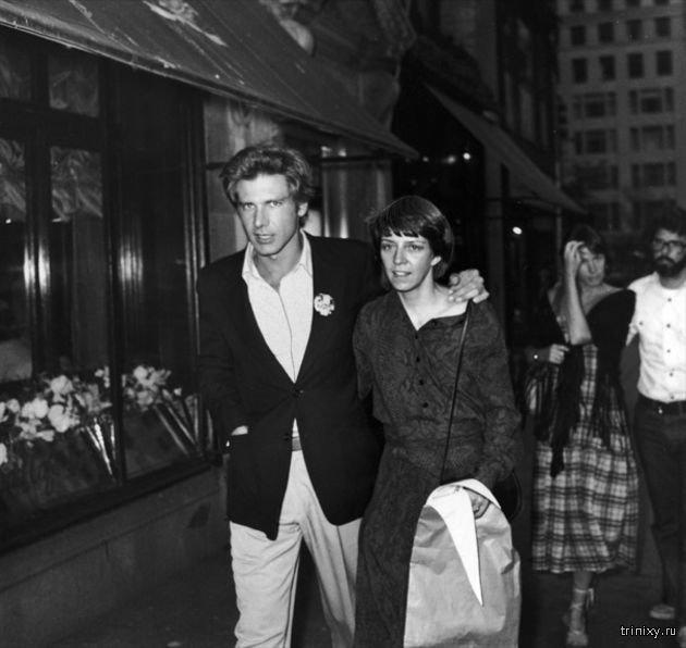 Архивные фото знаменитостей и известных актеров (16 фото)