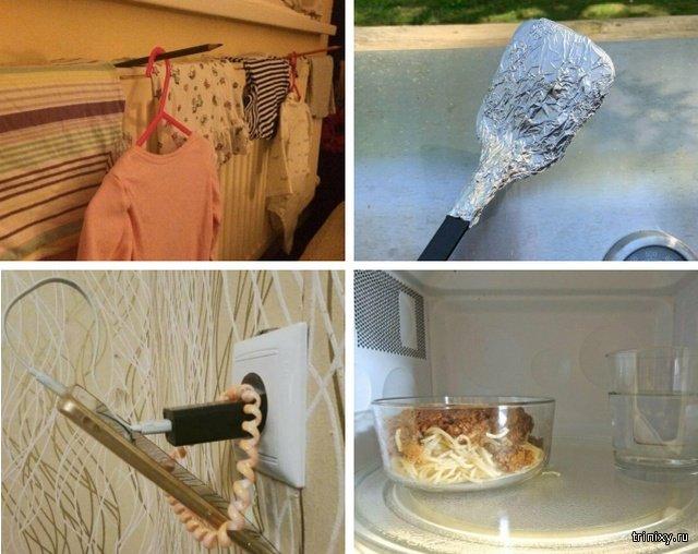 Женские хитрости, которые помогают сделать жизнь проще (19 фото)