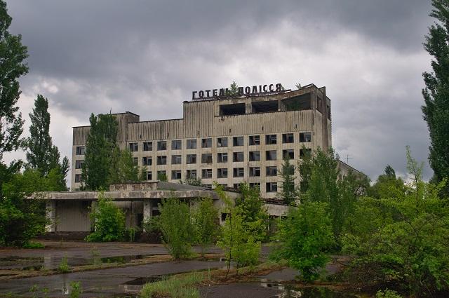 Туристы рвутся в Чернобыльскую зону отчуждения