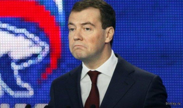 Дмитрий Медведев написал в твите что-то очень странное и озадачил пользователей сети (3 фото)
