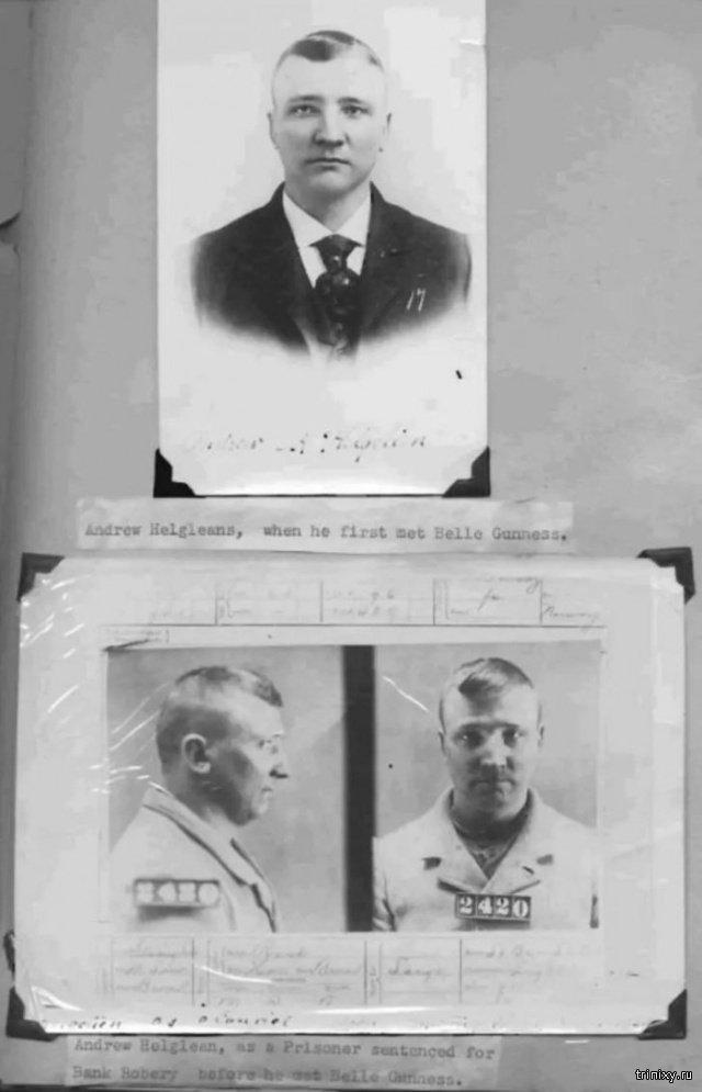 Белль Ганнесс и 42 мертвых любовника (14 фото)
