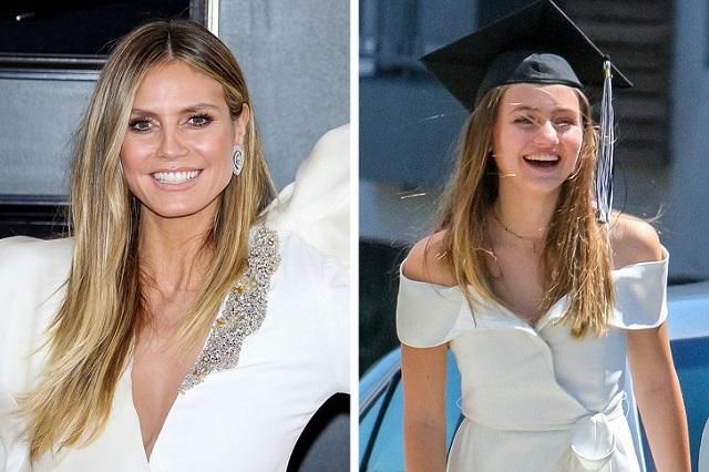 Дети самых красивых женщин современности (12 фото)