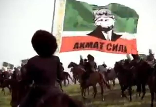 """Альтернативный финал """"Игры престолов"""" с Рамзаном Кадыровым"""