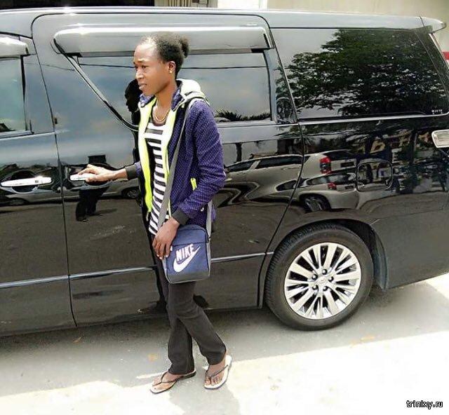 Бегунья из Кении, которую дисквалифицировали за допинг, оказалась мужчиной (4 фото)