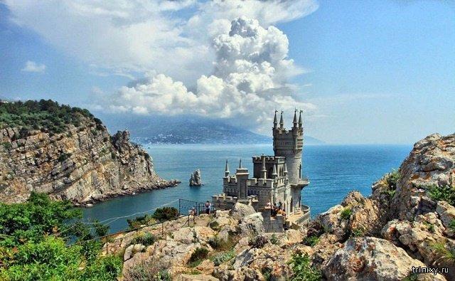 Пляжный отдых в Крыму оказался дороже, чем за границей