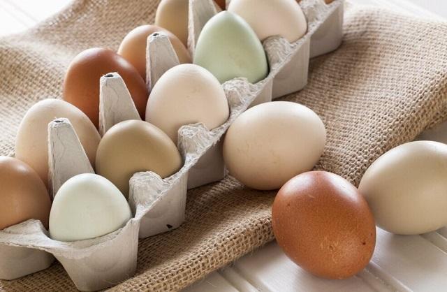 """Вопрос на миллион. """"Какие яйца вкуснее: белые или коричневые?"""""""