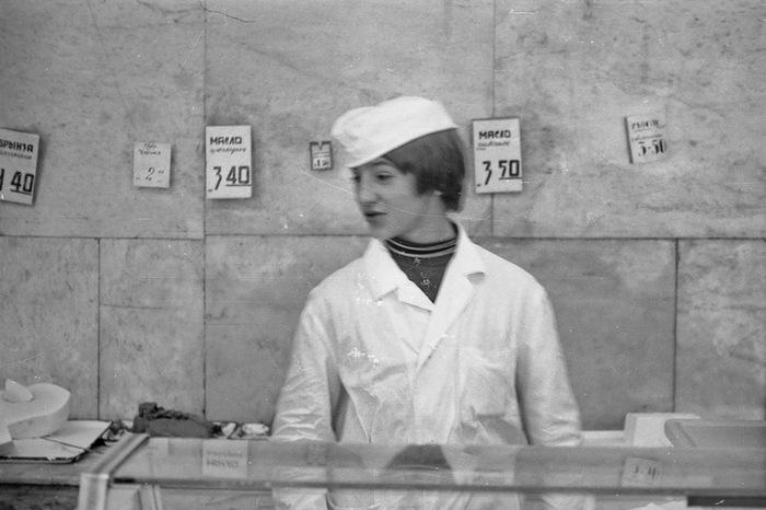 Практика в 70-е годы (9 фото)