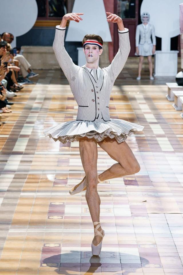 Немного о Парижской неделе моды (22 фото)