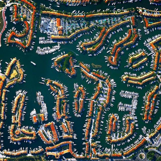 Dünyanın Uzaydan Çekilmiş Fotoğrafları