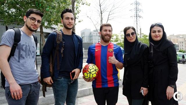 Иранского двойника Мессии обвиняют в совращении  23 девушек (6 фото)