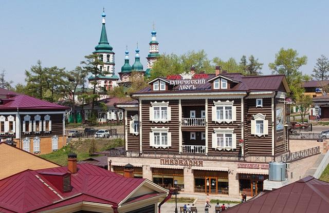 130-й квартал Иркутска: до и после (8 фото)