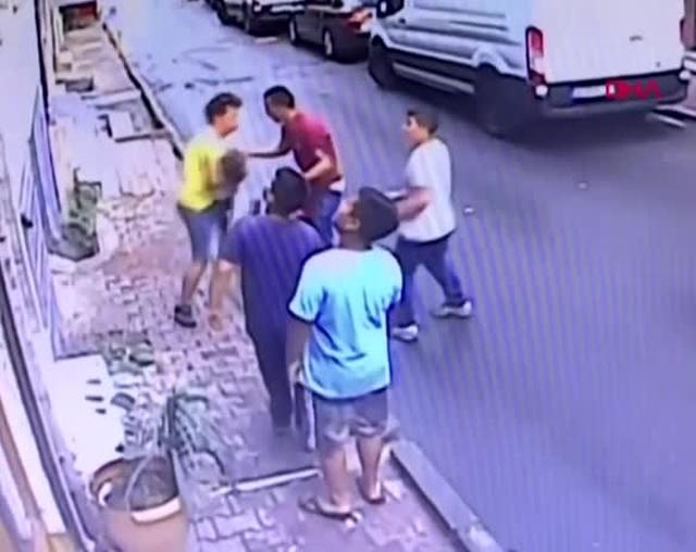 Спасение ребенка в Стамбуле