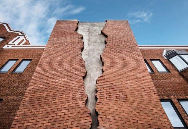 Потрясающие творения британского скульптора, которые нарушают законы гравитации (20 фото)