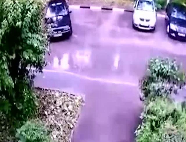 Когда парковка бесит