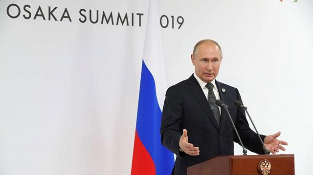 Владимир Путин назвал трансформеров представителями ЛГБТ (видео + 9 фото)