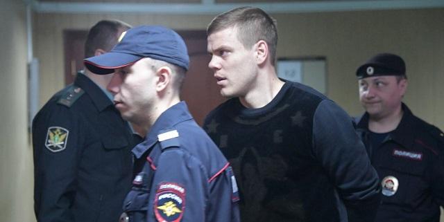 """Александр Кокорин о своем заключении: """"Сидим тут, бездельничаем, государственные деньги на нас тратятся."""""""