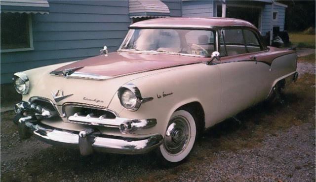 Стильный Dodge, выпущенный в 50-х годах специально для женщин (11 фото)